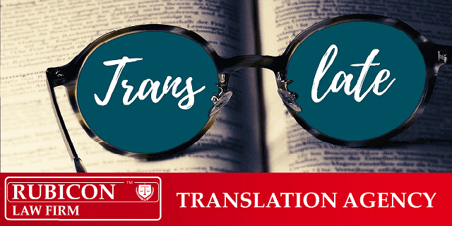 Translation agency: interpretation and translation